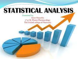 تحلیل آماری پایان نامه